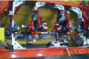 机器人焊接夹具成功案例