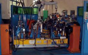 机器人工作站及焊接变位机